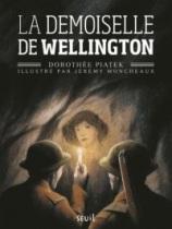 couverture_La demoiselle de Wellington
